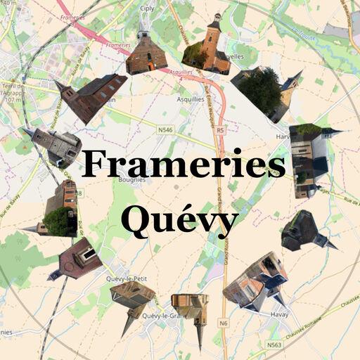 Unité pastorale de Frameries–Quévy